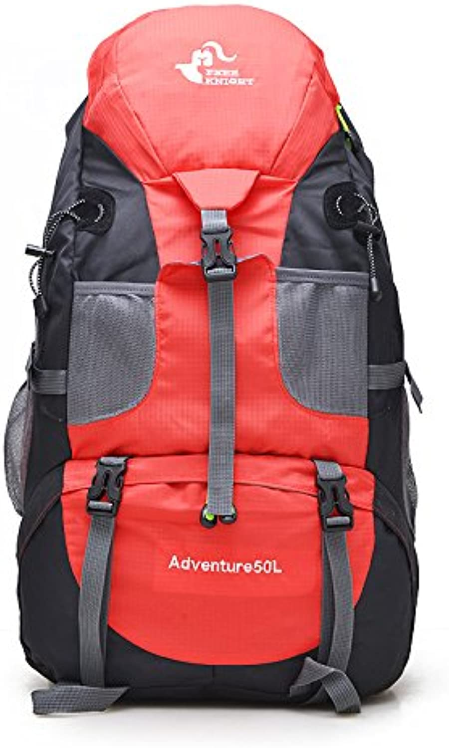 Hiking Backpack, 50L Ultralight Water Repellent Camping Outdoor Trekking Daypack, for Travel,Camping,Hunting,Trekking