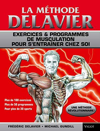 Méthode Delavier de musculation