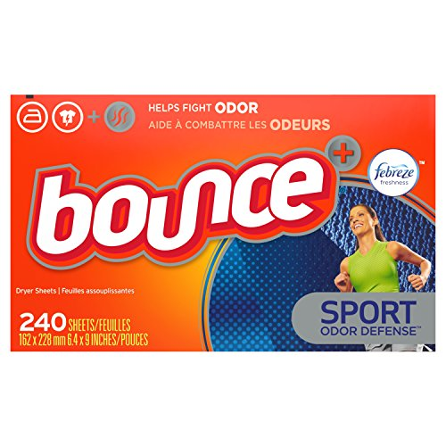 Product Image of the Bounce Plus Febreze Dryer Sheets