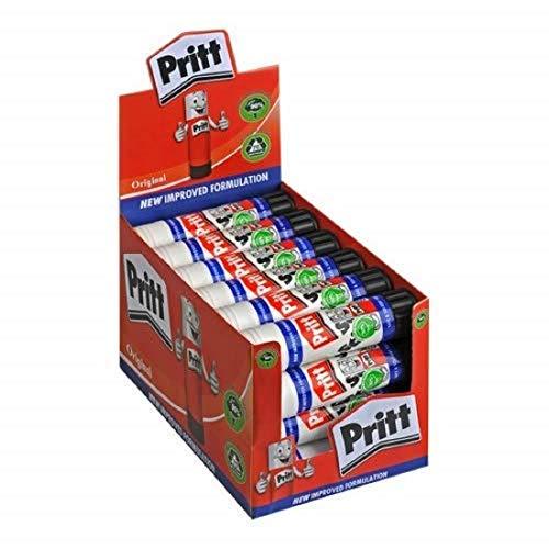 Pritt, colla stick, 43g, confezione da 24 pezzi