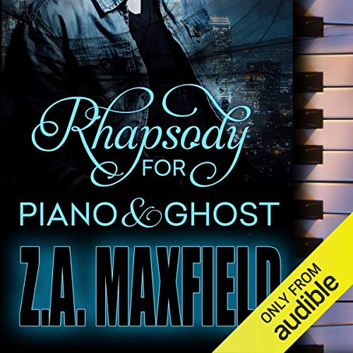 Rhapsody for Piano and Ghost cover art