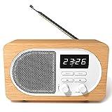 Retro FM Radio Bluetooth Speaker...