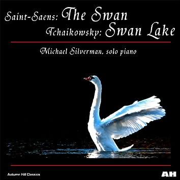 Saint-Saens the Swan and Tchaikovsky Swan Lake