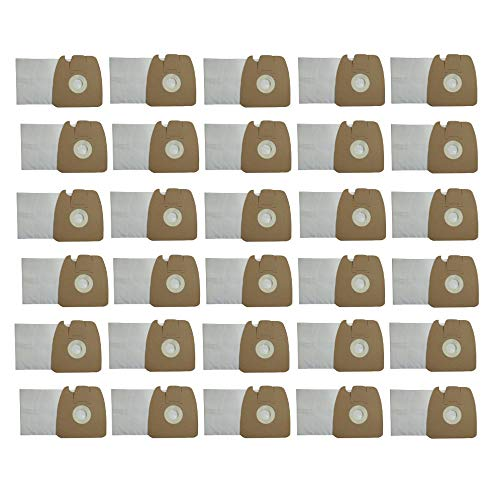 Vacuum Bags for Eureka 60295C Style MM Mighty Mite 3670 3680 (30-Pack)
