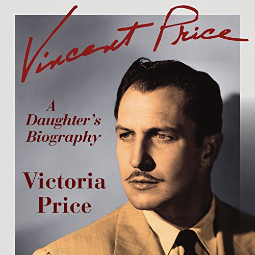 Vincent Price  By  cover art