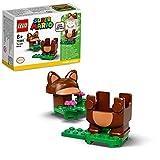 Le Pack de Puissance Mario tanuki (71385), qui contient un costume interactif de LEGO Mario (personnage non inclus), offre aux enfants de formidables options de jeu interactif LEGO Super Mario. Cet accessoires en briques permet d'équiper le personnag...