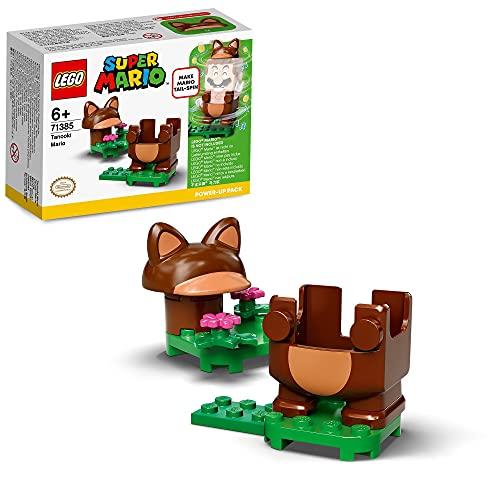lego super mario vestiti LEGO Super Mario Mario Tanuki - Power Up Pack