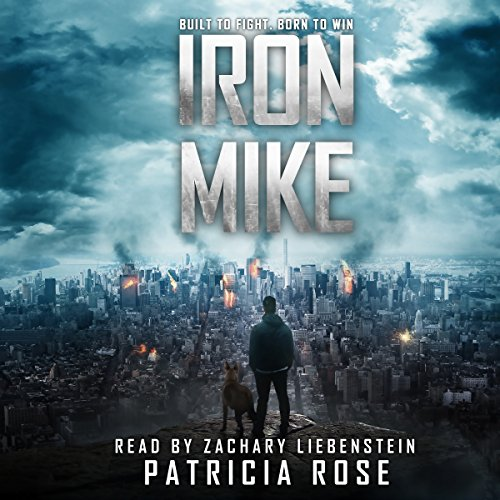 Iron Mike audiobook cover art