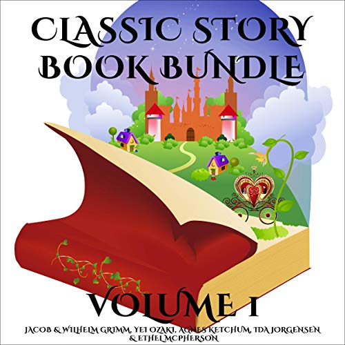 Classic Story Book Bundle: 27 Timeless Fairy Tales, Volume 1 audiobook cover art
