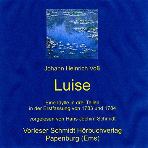 Luise audiobook cover art