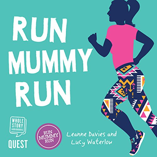 Run Mummy Run audiobook cover art