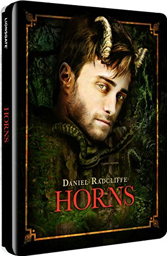 Horns - Limited Edition Steelbook Blu-ray