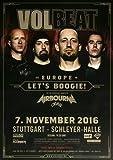 Volbeat - Let`s Boogie, Stuttgart 2016 »