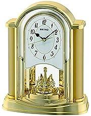 Seiko qxn228g–Reloj de Pared Unisex