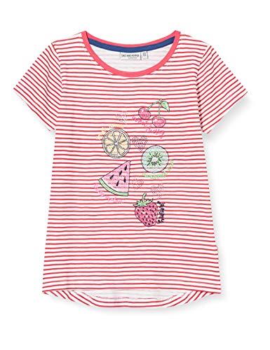 Salt & Pepper Mädchen 03112241 T-Shirt, Rosa (Strawberry Ice 830), Herstellergröße: 92/98