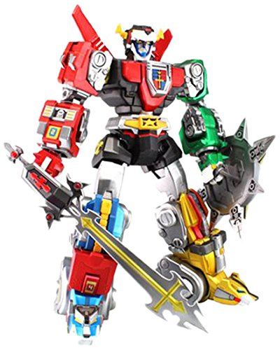 Voltron Defender Of The Universe Ultimate Voltron EX Action Figura