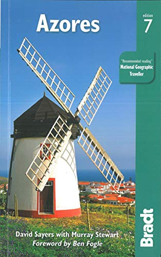 Azores (Bradt Travel Guides) [Idioma Inglés]