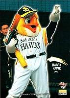 BBM2007 福岡ソフトバンクホークス レギュラーカード No.H086 ハリーホーク