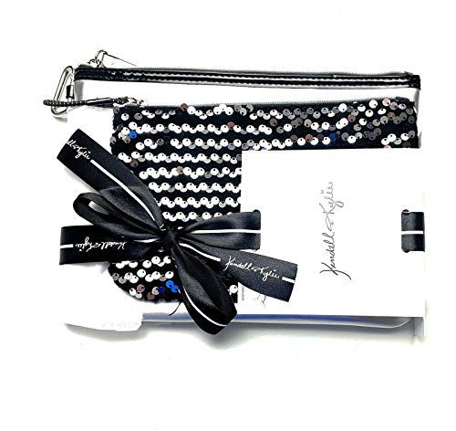 Kendall + Kylie Los Angeles Removable Pouches Silver MX