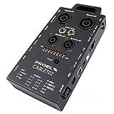 Proel CABLET02 - Comprobador de cables y conectores de audio y vídeo