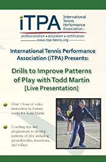 iTPA: Drills to Improve Patterns of Play with Todd Martin (Live Presentation)