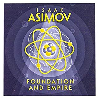 Foundation and Empire cover art