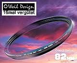 Polfilter POL 82 Circular Slim XMC Digital Weil Design Germany