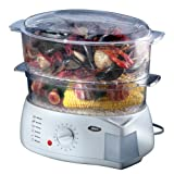 Best OSTER Electric Food Steamers - Oster Double Tiered Food Steamer ( 5713 ) Review