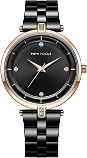 Mini Focus Casual Watch For Women Analog Stainless Steel - MF0120L