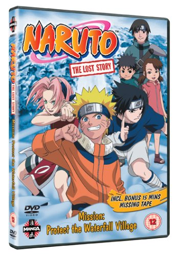Naruto: the Lost Story [Import anglais]