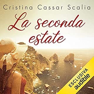 La seconda estate copertina