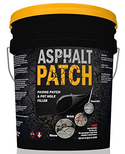 ASPHALT PATCH & POTHOLE FILLER 56 lb Pail | Pothole...