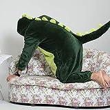 NUB - Pijama unisex para disfraz de Halloween, cosplay, talla S