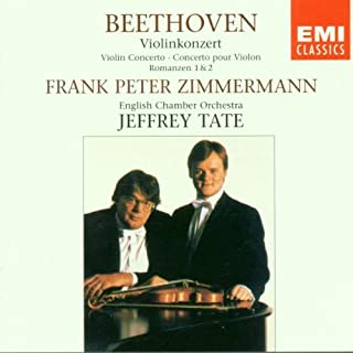 Beethoven: Violin Concerto, Romances in G and F