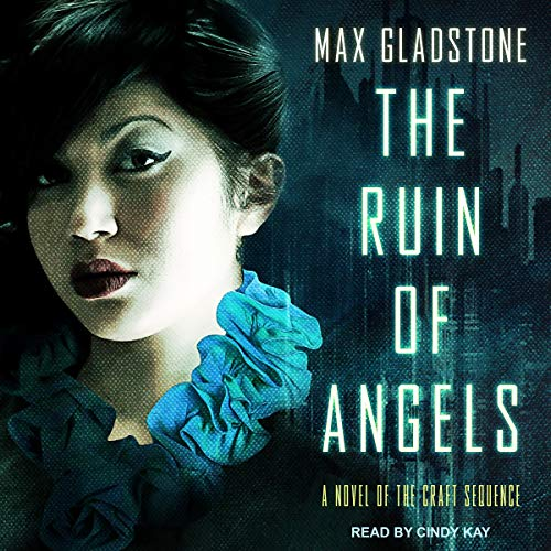 The Ruin of Angels audiobook cover art