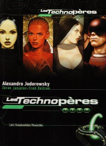 Coffret Technopères, tomes 1 à 4