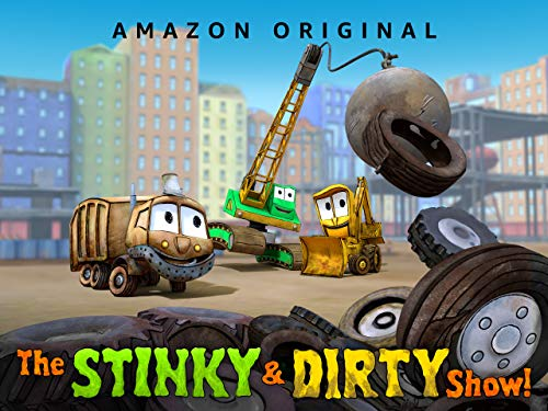 The Stinky and Dirty Show - Season 2, Part 3