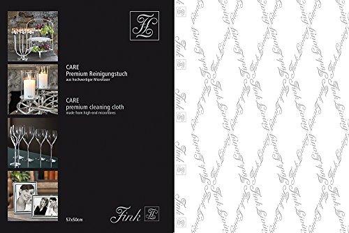 Fink Microfaser Pflegetuch Care - Premium Reinigungstuch 50x57 cm