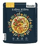 Annabel - Karma Korma - Salsa al curry a base di ceci, 500 g, confezione da 6