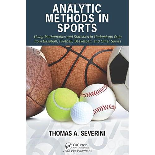 Sports Analytics: Amazon com