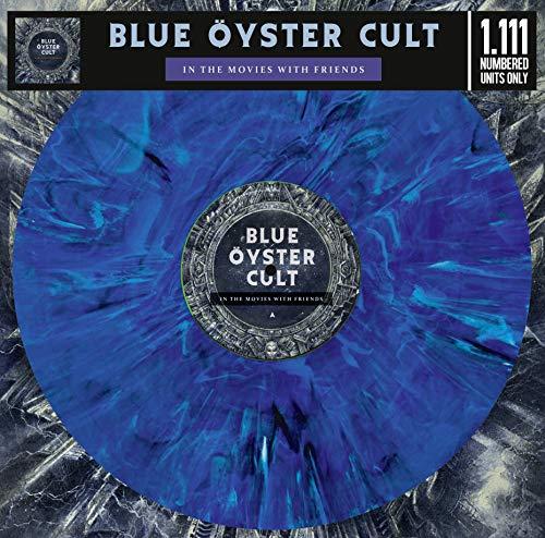 Songs From The Movie 'Bad Channels' (Demon's Kiss) Limitiert und nummeriert (1111 Stück) 180 Gr. Blue Marbled Vinyl [Vinyl LP]