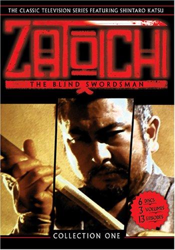 Zatoichi: The Blind Swordsman - Collection 1