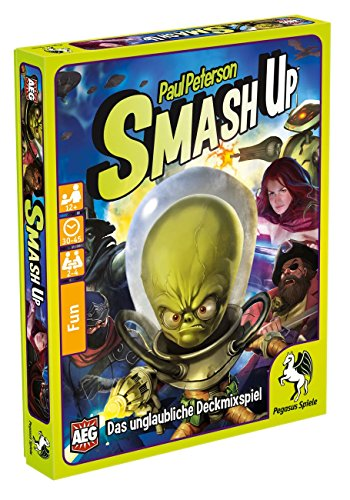 Pegasus Spiele 17260G - Smash Up