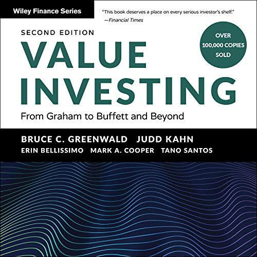『Value Investing (Second Edition)』のカバーアート