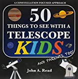 50 Things To See With a Telescope for Kids