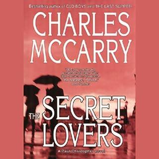 The Secret Lovers audiobook cover art