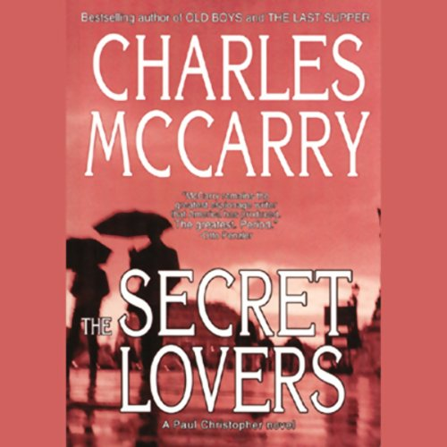 The Secret Lovers audiobook cover art