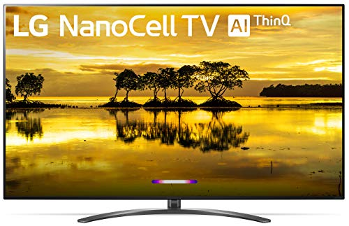 LG 75SM9070PUA Alexa Built-in Nano 9 Series 75 4K Ultra HD Smart LED NanoCell TV (2019)