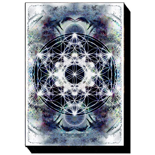 Yugioh Card Sleeves - White Magical Circle - 50ct