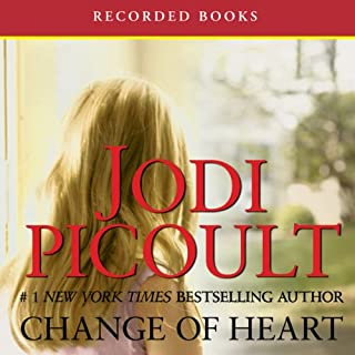 Change of Heart                   By:                                                                                                                                 Jodi Picoult                               Narrated by:                                                                                                                                 Nicole Poole,                                                                                        Stafford Clark-Price,                                                                                        Jim Frangione,                   and others                 Length: 15 hrs and 9 mins     1,462 ratings     Overall 4.1